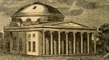 University of Maryland School of Medicine (circa 1850, public domain).