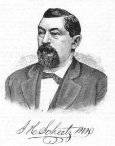 Jacob Henry Sheetz, M.D. (public domain image)