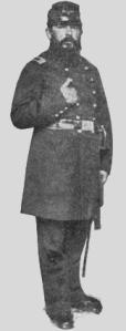 Major William H. Gausler, 47th Pennsylvania Volunteers. (Source: The Penn Germania, January 1912, public domain).