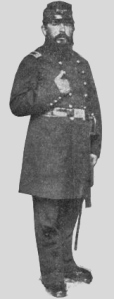 Major William H. Gausler, 47th Pennsylvania Volunteers. (Source: The Penn Germania, January 1912, public domain).