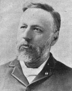 The Honorable John Peter Shindel Gobin, circa 1895 (public domain).