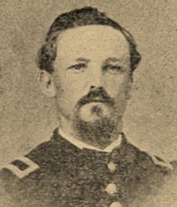 2nd Lieutenant George Stroop, Co. D, 47th Pennsylvania Volunteers (c. 1863, public domain).