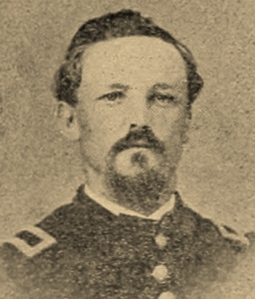 2nd Lieutenant George Stroop, Co. D, 47th Pennsylvania Volunteers (c. 1863, public domain).