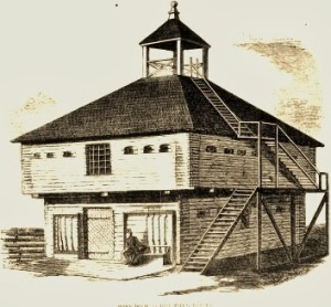 Blockhouse, Fort Myers (circa 1850s), FloridaStateArchives