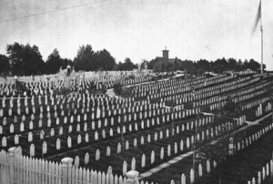 U.S. Soldiers' and Airmen's Home National Cemetery, Washington, D.C. (public domain).