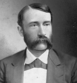 Henry Jacob Hornbeck, c. 1874