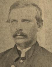 1st Lt. William Reese, 47th Pennsylvania Volunteers (c. 1864, public domain)