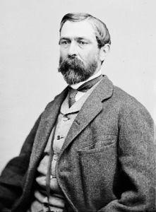 Major General Richard Taylor, CSA (c. 1860s, public domain).