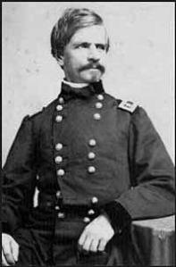Nathaniel P. Banks. Major General, U.S. Volunteers (1863, U.S. National Archives, public domain).