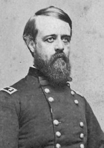 Brigadier-General Alfred H. Terry, U.S. Army (c. late 1860s, public domain).