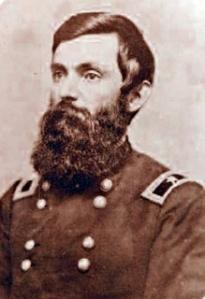 Brigadier-General Joseph Bailey, c. 1865 (public domain).