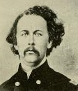 Col. Louis Bell, Commanding, 4th New Hampshire Volunteers (c. 1861-1865, public domain).