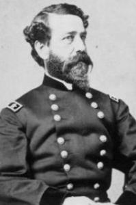 Brigadier-General John Milton Brannan, U.S. Army (public domain).