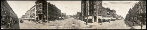 Main and Market Streets, Ottumwa, Iowa, circa 1907 (U.S. Library of Congress, public domain).