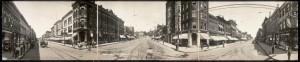 Main and Market Streets, Ottumwa, Iowa, circa 1907 (U.S. Library of Congress, public domain).