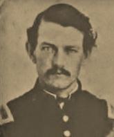 2nd Lt. Alfred Swoyer, Co. K, 47th Pennsylvania Volunteers, circa 1862 (public domain)