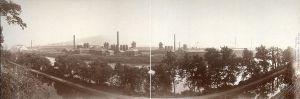 Bethlehem Steel, c. 1896 (William H. Rau, U.S. Library of Congress, public domain).