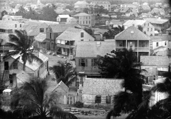 Key West, Florida, c. 1850 (courtesy of Florida Memory Project)