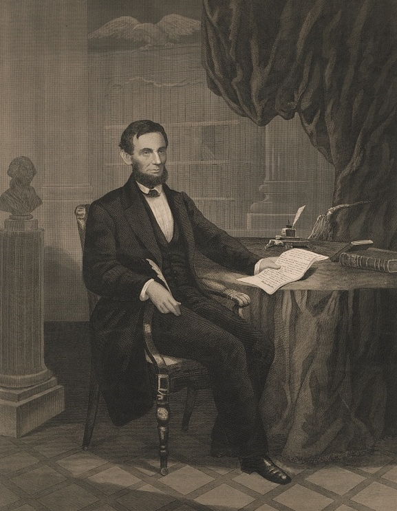 Abraham Lincoln 47th Pennsylvania Volunteers