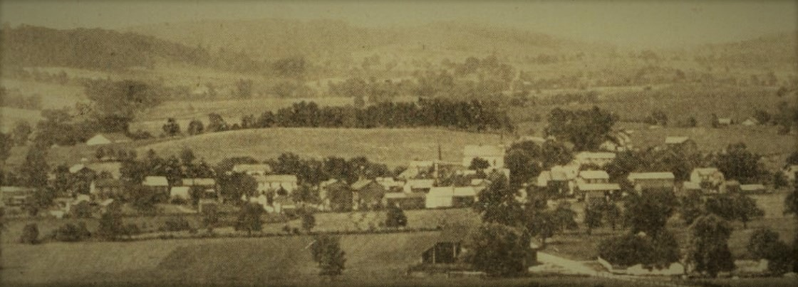 Ickesburg, PA, c. 1922_H.W. Flickinger_Hain's History of Perry County